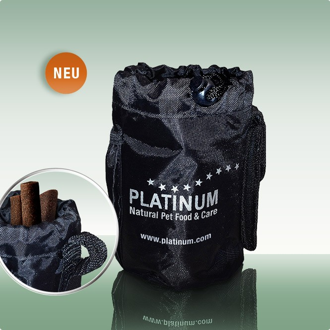 Platinum Чантичка за Лакомства за вашето Куче
